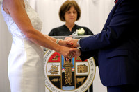 Teri & JP tie the knot at the Beverly Hills Courthouse.